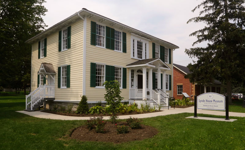 Photo of Lynde House Museum