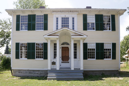 Lynde House Museum in 2015