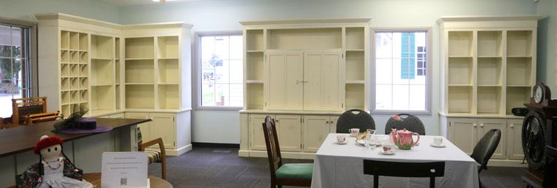 Woodwork Studios Cabinets