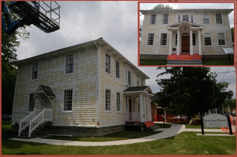 Lynde House Renovations