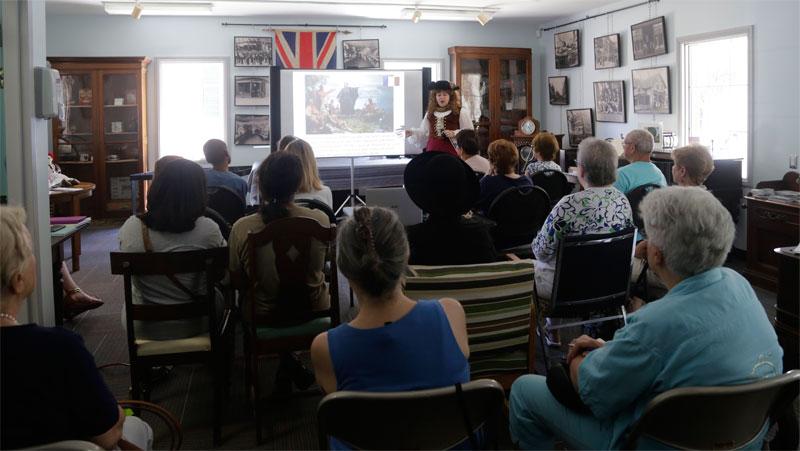 Lianne Harris Historica Presentation