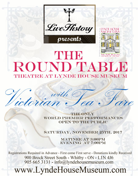 Round Table Poster