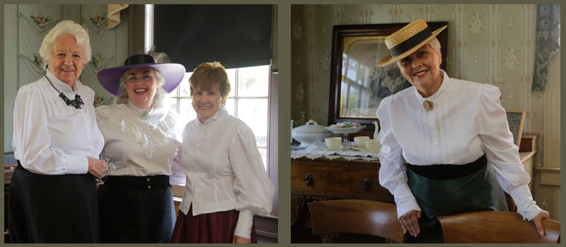 Teatime Theatrics at Lynde House Museum